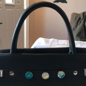 Ginger Snaps Bags - Ginger Snaps Audrey Zip Satchel with jewelry